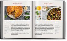 8 best images of indesign cookbook template cookbook template designtos.com #SampleResume #WordRecipeBookTemplate