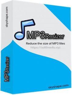 MP3 Resizer Full Version Free Download.   Download MP3Resizer Full Version for Free MP3Resizer 1.9.7 This Latest MP3 Resizer 1.9 is developed by SkyShape Software. This MP3Resizer v1.9 i....