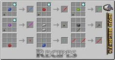 weapon minecraft - Google Search