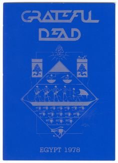 cf9a5b5a838 Grateful Dead - Egypt 1978 - Guest - September 1978 backstage pass Creator   Mouse
