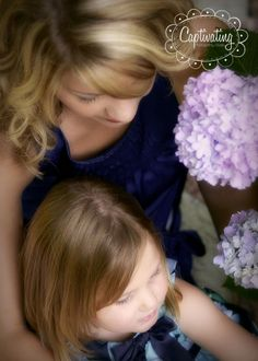 Mother & Daughter/Family © Captivating Photography Studio/Carrie Panter