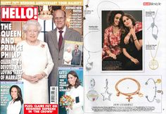 Our Precious Bracelet Stack featured in HELLO! Hello November, Wedding Anniversary, Annie, Sterling Silver Jewelry, Marriage, Bracelets, Marriage Anniversary, Valentines Day Weddings, Wedding Day