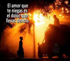 El amor que niegas. www.oasisgonzalogallo.com