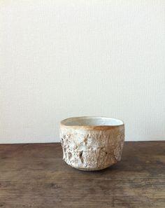 Cup by Ishihara Yoshimitsu. 石原祥充さんのしのぎカップです。