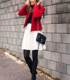 Marianne Eighties 60 enkellegging Donkerblauw Basic Leggings, Leather Skirt, Skirts, Fashion, Moda, Leather Skirts, Fashion Styles, Skirt