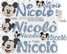 Creazioni-Natalia — «Nicolò-mickey.jpg» на Яндекс.Фотках