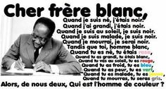 L'Homme de couleur (Léopold Sedar Senghor) Pump It, Best Quotes, Funny Quotes, Manipulation, Quote Citation, French Quotes, Positive Attitude, Rage, Sentences