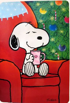 Peanuts Christmas, Charlie Brown Christmas, Winter Christmas, Christmas Time, Merry Christmas, Christmas Morning, Christmas Coffee, Xmas, Christmas Lights