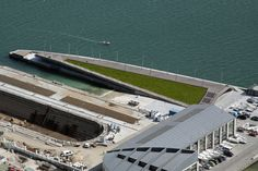 AZPML ISAF sailing world championship facilities designboom