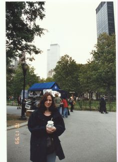 Me at Twin Towers. I could never have imagined what would come.