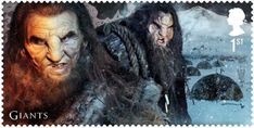 GIANTS. ON A STAMP Read more: http://metro.co.uk/2018/01/03/stop-the-ravens-royal-mail-now-has-official-game-of-thrones-stamps-7197894/?ito=cbshare Twitter: https://twitter.com/MetroUK | Facebook: https://www.facebook.com/MetroUK/Stop the ravens! Royal Mail now has official Game Of Thrones stamps
