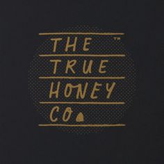 The True Honey Co. – Branding & Launch   Marx Design Ltd