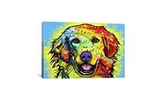 "Dog owners and pups will love this deal: ""iCanvas Prints"" as featured on doggyloot.com"