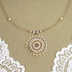 Long pearl earrings. Bridal pearl earrings Pearl di LioraBJewelry