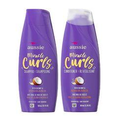 Best Curly Hair Shampoo, Curl Shampoo, Good Shampoo And Conditioner, Curly Hair Tips, Curly Hair Care, Curly Hair Styles, Coconut Conditioner, Curly Frizzy Hair, Curly Girl