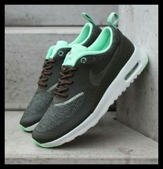 Nike air max thea cargo khaki - dames sneaker