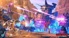 ArtStation - Transformers: Earth Wars: Battle Over Energon, Space Ape Games