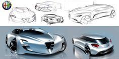 Alfa Romeo by Chad Phillips