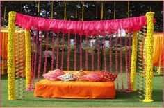 Indian wedding traditional colourful Pinned by Devika Narain
