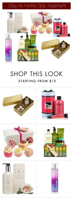 """""""Spa Treatment to the Max"""" by masnoo-badri ❤ liked on Polyvore featuring beauty, Jardins D'EDEN, Cochine Saigon, holidays and hostessgifts"""