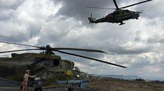 Alto nivel de profesionalismo y coraje de los pilotos de los Mi-24 en el cielo de Siria, así como un fuego muy preciso desde sus helicópteros, es algo que no ha pasado desapercibido para los expertos estadounidenses, quienes destacan la fiabilidad de la nueva variante de este modelo.