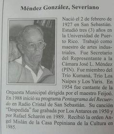 Severiano Mendez Gonzalez.
