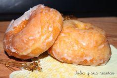 Donuts con Glasa ~ Recetas Faciles Reunidas