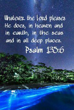 Psalm 135:6