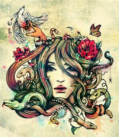 Eve was where they origanally Mother Nature myth came from. She use to be sweet and caring, loving to all things on earth; animals, people, nature. She was everyone's mother. But time moved on, destruction rose up and eve grew cold against the earth she once loved so dearly