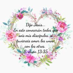 Texts, Amor, Jesus Christ
