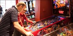 Modern Pinball New York City - Play Pinball in NYC. Sales, parties and events