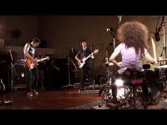 Andrea Alvarez - Algo ha cambiado - En vivo en Estudio ION - YouTube