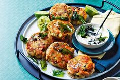 Ottolenghi's fail-safe salmon and potato fishcakes are our new favourite go-to dinner For dinner-ready fishcakes, strong standout flavours are essential, says Yotam Ottolenghi. Salmon Recipes, Fish Recipes, Seafood Recipes, Asian Recipes, Cooking Recipes, Ethnic Recipes, Recipies, Yotam Ottolenghi, Ottolenghi Recipes