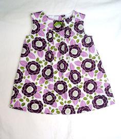 Purple Bloom Dress #loopsybaby #flowerdress #purple #kidsclothes #girlsdresses #summer
