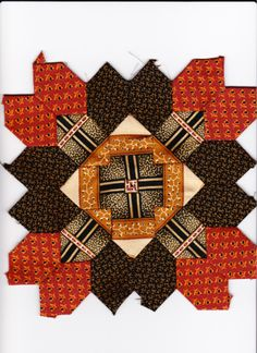POTC block from The Quilt Merchant's kit