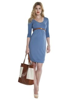 The Everyday Maternity Dress | Maternity Dress | Isabella Oliver