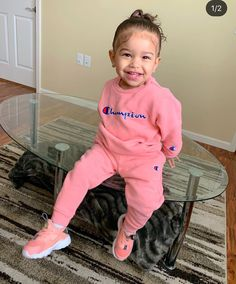 @eurodolls 🚀 Cute Mixed Babies, Cute Black Babies, Black Baby Girls, Cute Babies, Cute Little Girls Outfits, Kids Outfits Girls, Toddler Girl Outfits, Toddler Swag, Baby Swag