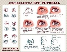13 Best Eyes Images Drawing Tutorials Draw Eyes Drawing Eyes