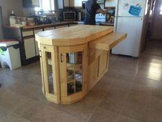 Handmade Kitchen Island