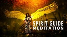 Spirit Guide meditation - guided hypnosis