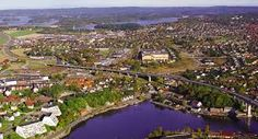Sarpsborg i Østfold