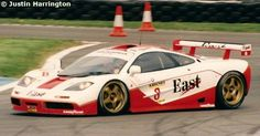 1995 McLaren F1 GTR03R - West Competition Donington 4 Hours - 4MO Design for all your building construction plans. 909-518-5736