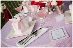 Pink & White Stripes / Something Detailed / Sweet Face Cakes / Cajun Lake Lodge / John Gentry Photography Summer Stripes, Pink And White Stripes, Pink Dessert Tables, Party Themes, Party Ideas, Girly Girl, Tablescapes, Pretty In Pink, Gift Wrapping