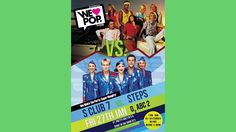 27 January, 11:00 PM - We Love Pop Club Glasgow - Glasgow - United Kingdom - Get ready to STOMP all night on Fri 27th Jan for our first ever S CLUB 7 vs STEPS SPECIAL. We'll BRING IT ALL BACK to O2...