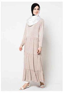 gaya baju jersey muslim untuk wanita 2016 Baju Muslim Modern c7070c551e