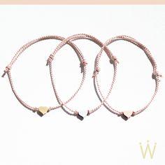 ♡petit cœur♡ Armband www.weiskoenig-jewelry.de