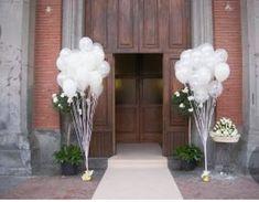 Wedding Balloon Decorations, Church Wedding Decorations, Marriage Decoration, Wedding Balloons, Christmas Decorations, Wedding Tips, Wedding Day, Wedding Dress, Colourful Balloons