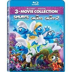 The Smurfs 2, The Smurfs(2011) /The Lost Village - Set(Blu-ray)