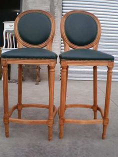 1000 images about banquitos on pinterest stools mesas for Sillas altas para barra