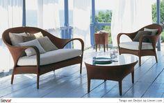 Dedon Tango - Dedon stoelen